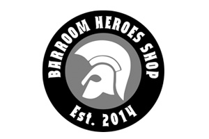Barroom Heroes Shop
